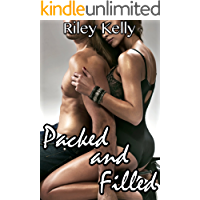 Packed and Filled (BBW Shifter Menage Erotic Romance)