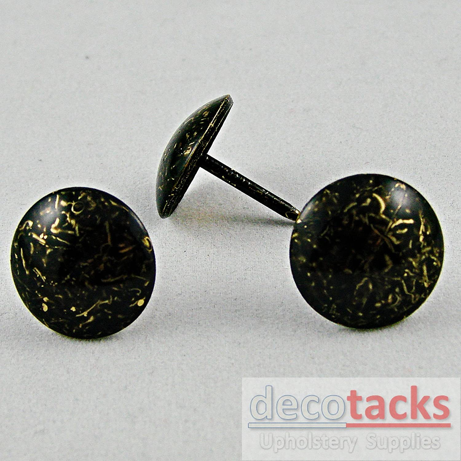 Decotacks Upholstery Nails Tacks 3 10,2 cm 100 pcs [Antique Z Finish]