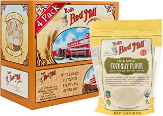 product image for Bob's Red Mill Organic Coconut Flour 16 Ounce (Pack of 4)