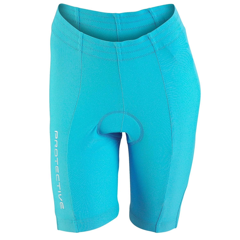 TALLA 38. Protective Catania - Pantalones Cortos de Ciclismo para Mujer