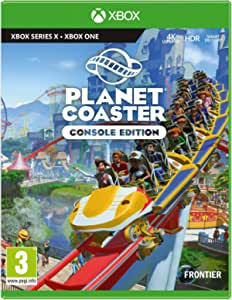 Planet Coaster Console Edition, Xbox One