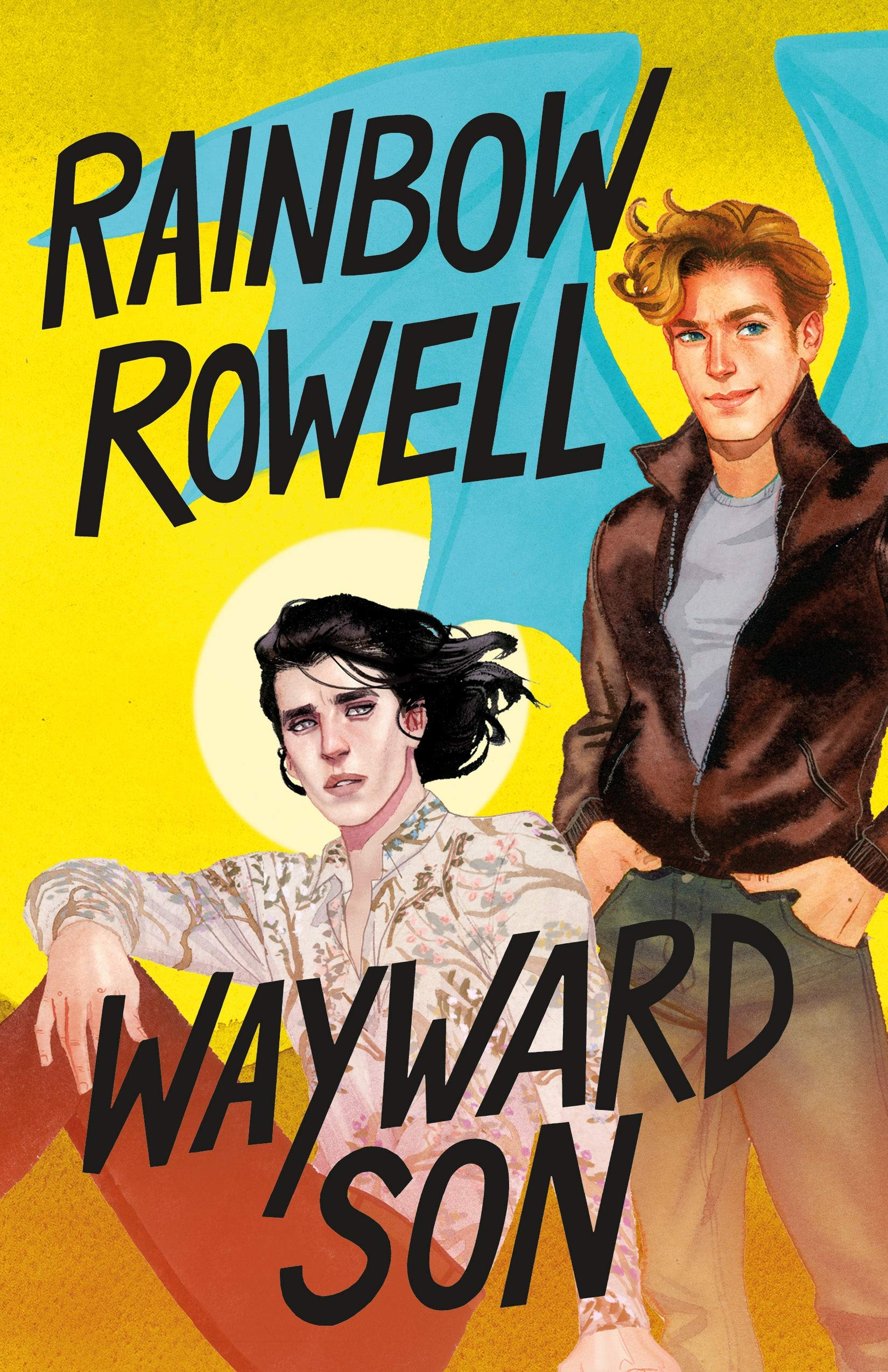 Amazon.com: Wayward Son (Simon Snow Series (2)) (9781250146076): Rowell,  Rainbow: Books