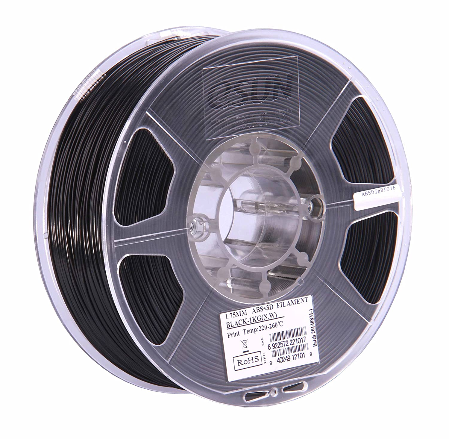 Abs Peak Green A Complete Range Of Specifications Go 3d 3d Printer Filament