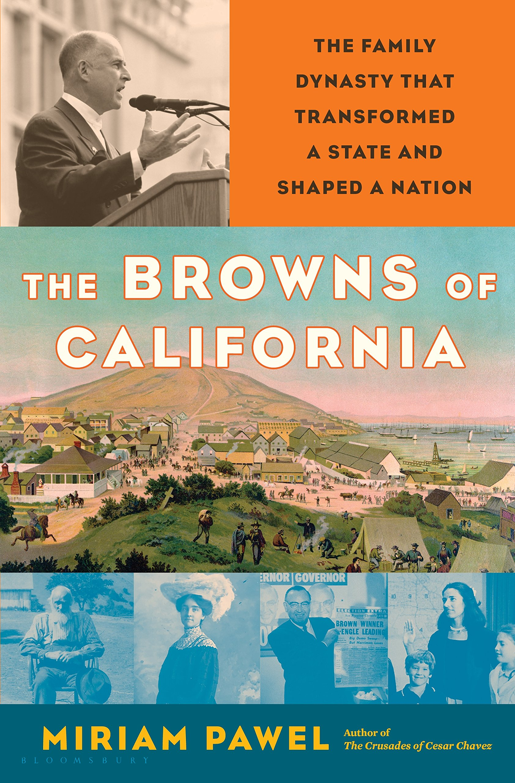 Download The Browns of California: The Family Dynasty that Transformed a State and Shaped a Nation ebook