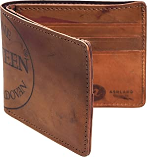 product image for Ashland Leather Men's Johnny the Fox WJF115 Color 8 Shell Cordovan All Reverse