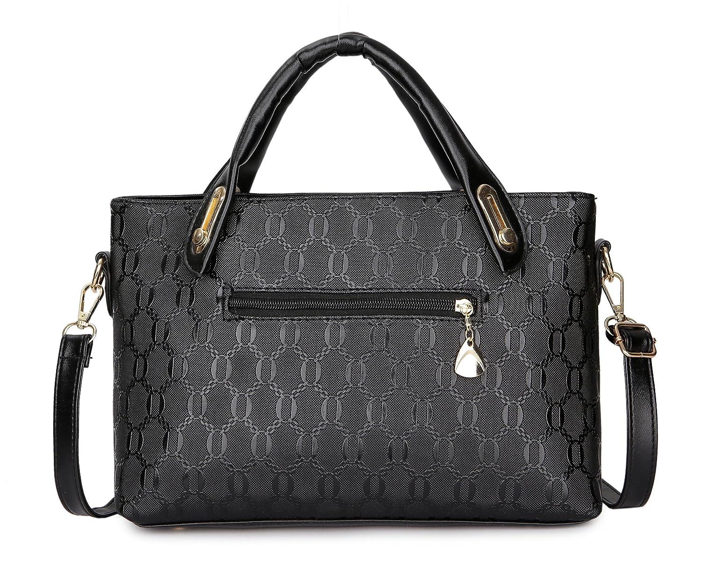 f77f56d95ff Pahajim Famous Brand Women Bag Fashion Women Messenger Bags Handbag Set PU  Leather Bag