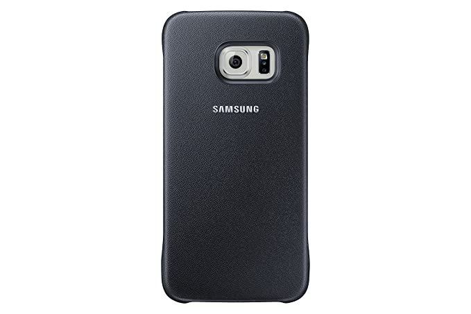 amazon com samsung protective cover for samsung galaxy s6 blackimage unavailable image not available for color samsung protective cover for samsung galaxy s6