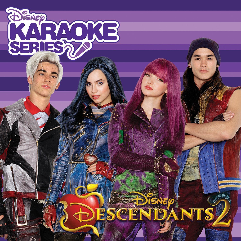 Descendants Disney Karaoke Series Universal Music Childrens Pop