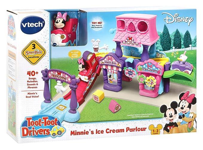 VTech 512003 - Caseta de Helado Disney para Conductores de Dientes: Amazon.es: Juguetes y juegos