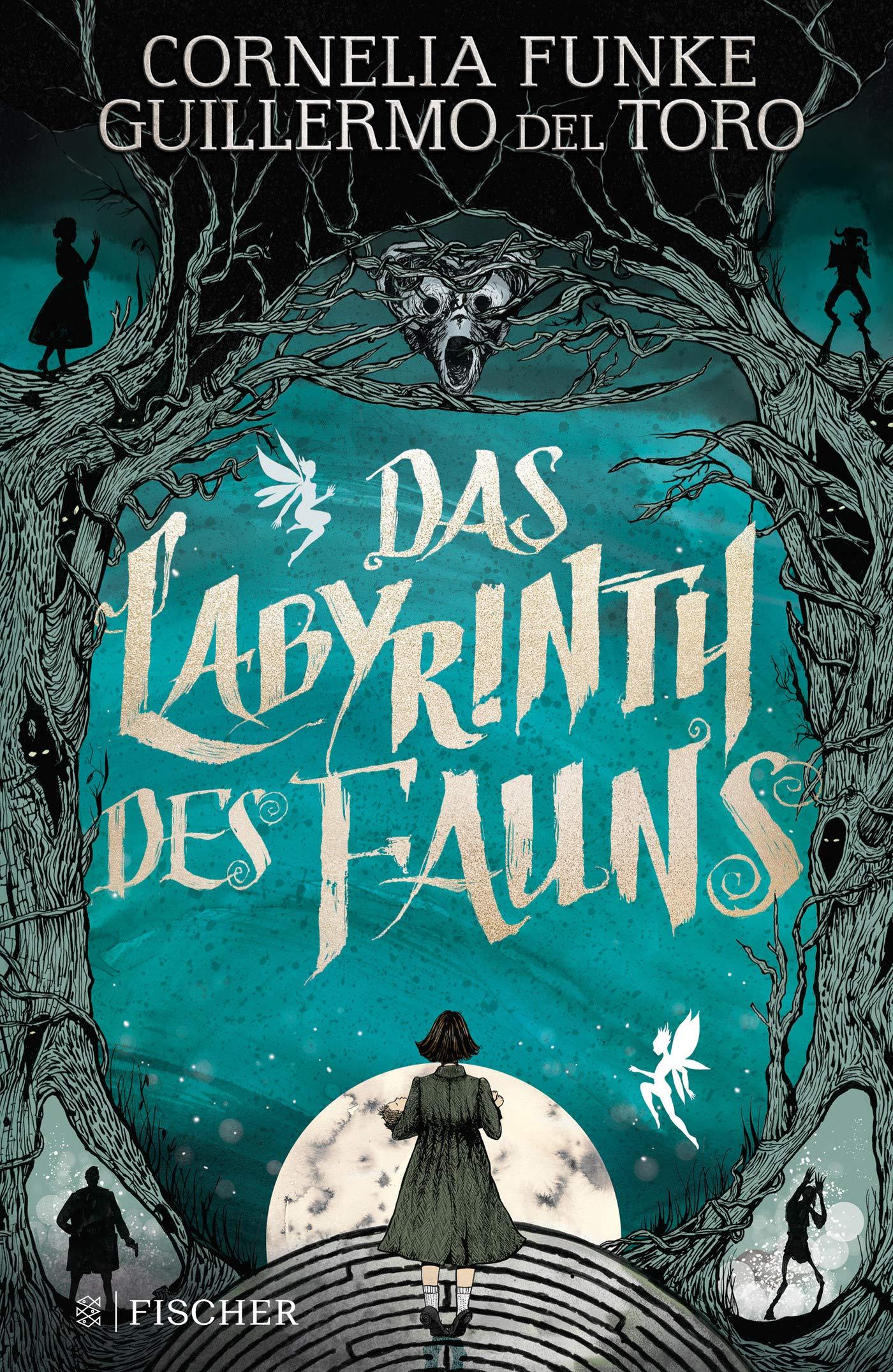 Das Labyrinth des Fauns: Amazon.de: Cornelia Funke, Guillermo del Toro,  Williams, Allen, Schnettler, Tobias: Bücher