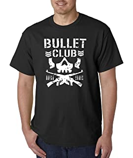 Njpw-new-japan-pro-wrestling-logo-bullet-club T-shirt S To 5xl To Rank First Among Similar Products Printing & Graphic Arts