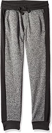 Southpole Boys' Big Jogger Fleece Pants in Marled Colors