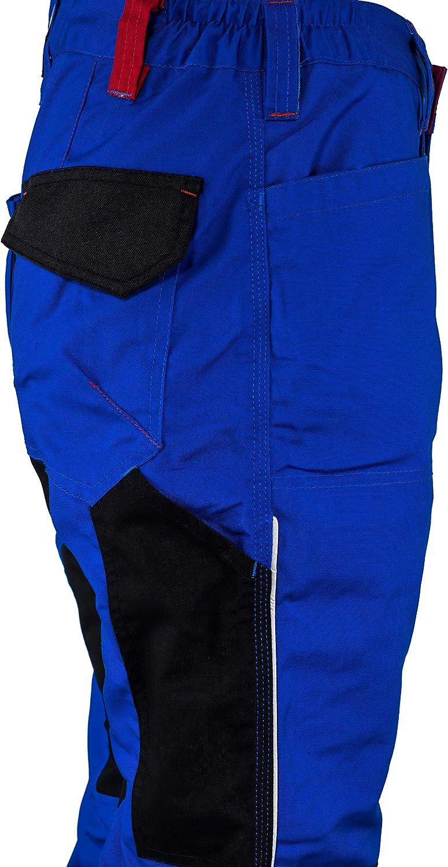 Homme r/ésistant//Poches Pantalon de Travail Cargo Stenso Prisma/® Plusieurs Couleurs