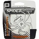 SPIDERWIRE - Stealth glatt 8 - Trans - 300 M