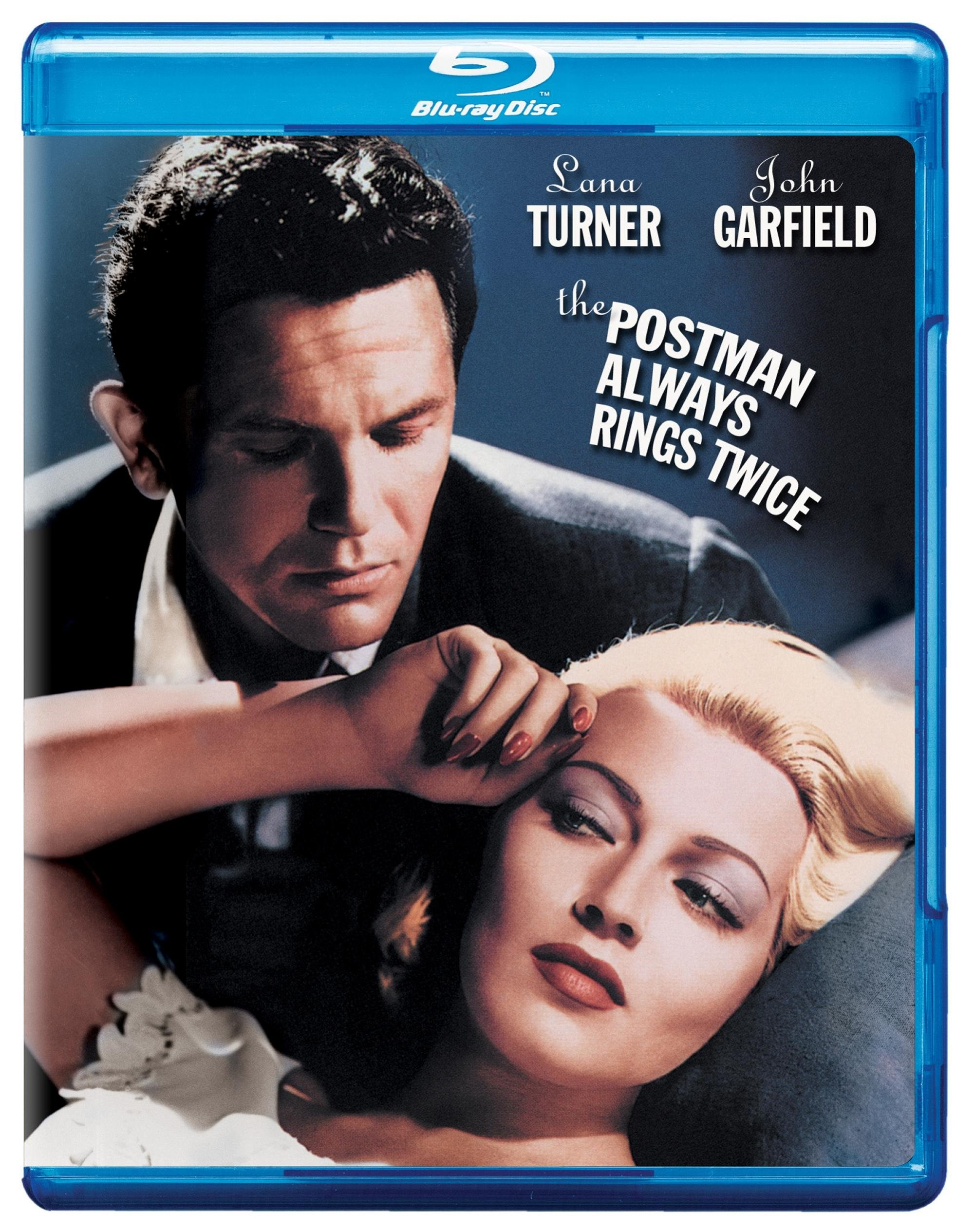 Blu-ray : The Postman Always Rings Twice (Blu-ray)