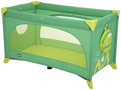 Cameretta Chicco : Chicco chicco easy sleep letto green jam amazon