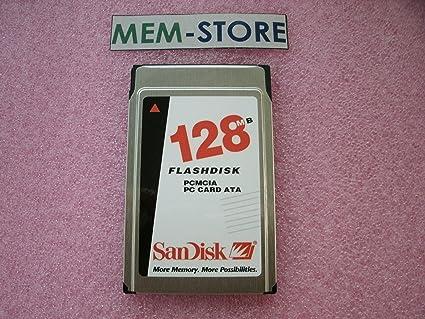 SANDISK PCMCIA PC CARD ATA DRIVER PC