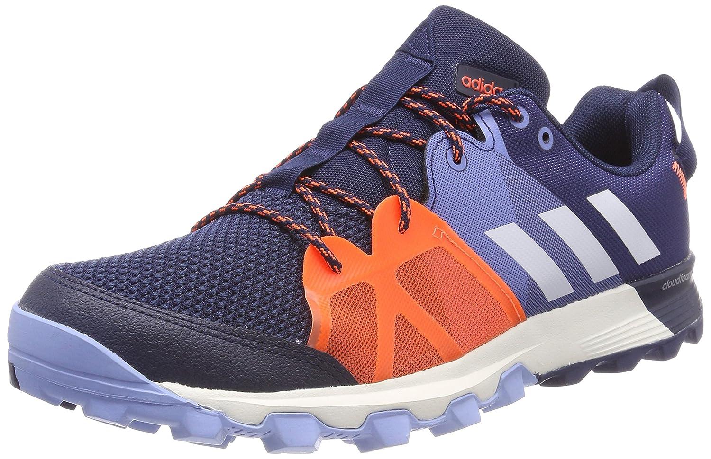 Adidas Kanadia 8.1 TR M, Zapatillas de Trail Running para Hombre 44 2/3 EU Varios Colores (Collegiate Navy / Off White / Ash Blue 0)