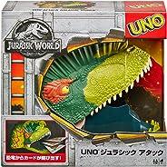 UNO: Attack! Jurassic World - Card Game