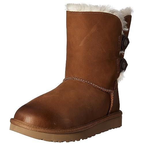 Leather UGG Boots: Amazon.com