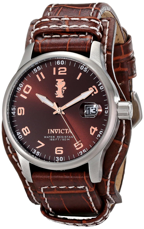 [インビクタ]Invicta アイフォース ブラウン 12553 メンズ 【正規輸入品】 B00NL7NIGC