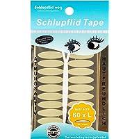 """BANDE PAUPIÈRES TOMBANTES - Schlupflid Tape """"lady size"""" (L) - lifting des paupières sans chirurgie [1x60paires]"""