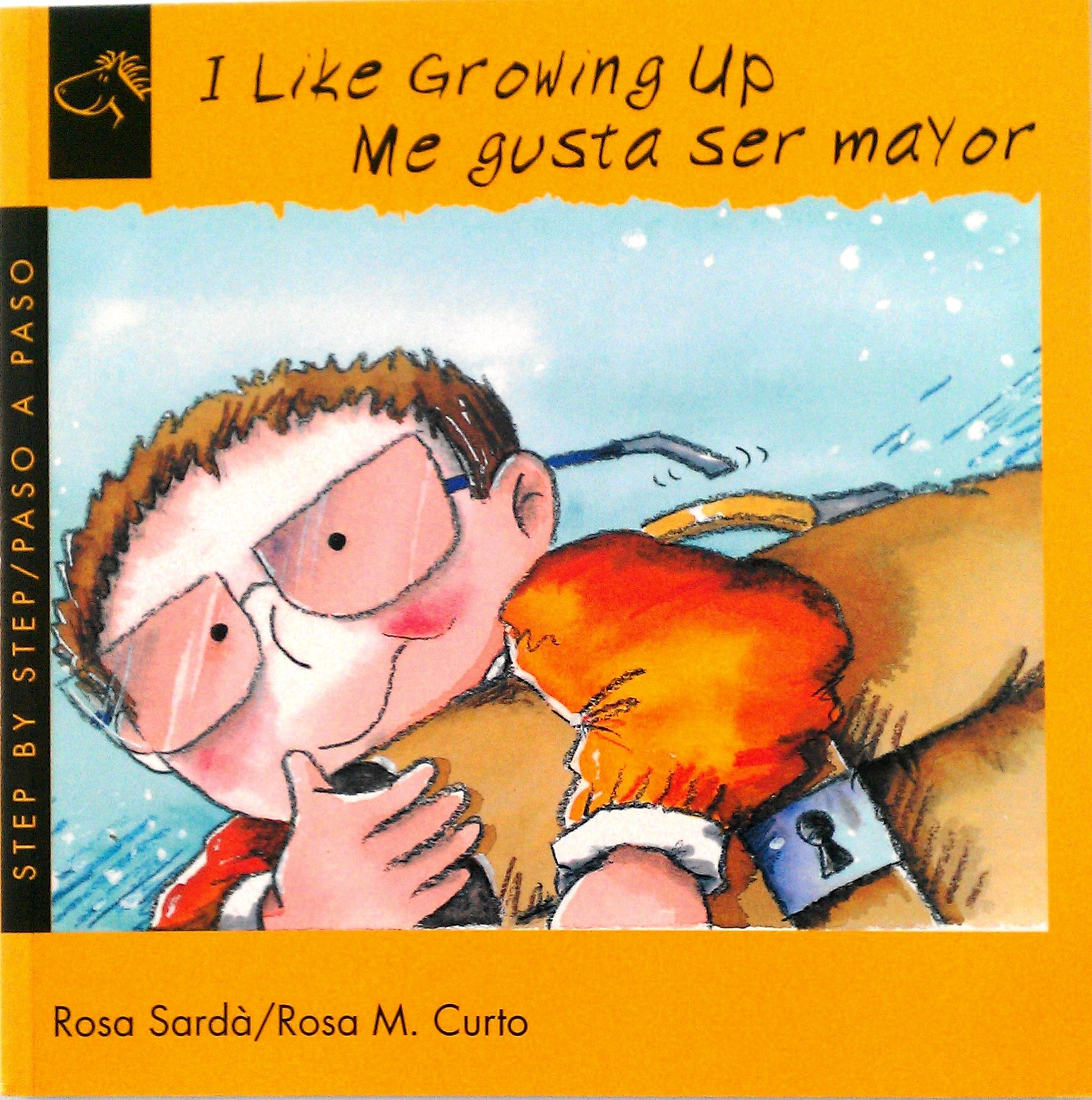 Download I Like Growing Up/Me Gusta Ser Mayor (Step-by-step) (English, Spanish and Spanish Edition) PDF
