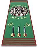 Dartteppich Bull´s Eye Offizieller Spielabstand Dart