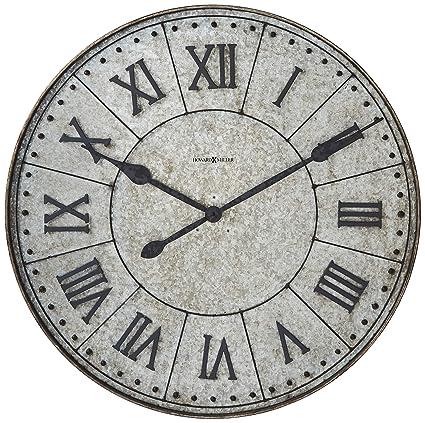 Amazon Com Howard Miller Wall Clock 625 624 Manzine Home Kitchen