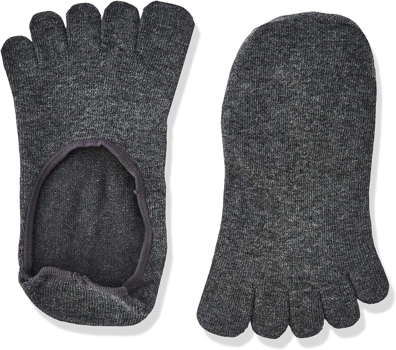Toesox Unisexs Dash Five Toe Casual Sock