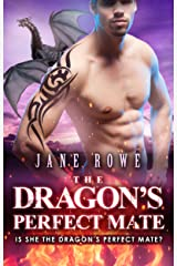 The Dragon's Perfect Mate: A BBW Dragon Shifter Romance Kindle Edition