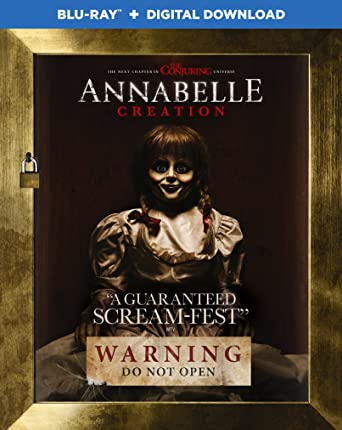 Annabelle 2 Creation 2017 BluRay 720p 1.1GB [Hindi DD 5.1 – English DD 5.1] MKV