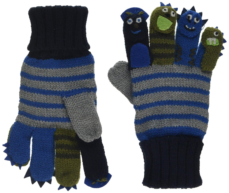 D/öll M/ädchen Handschuhe Fingerhandschuhe Strick