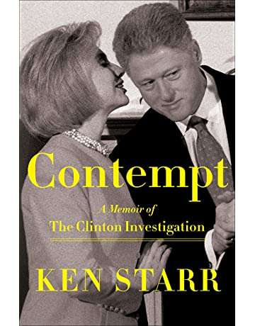 Image result for contempt ken starr