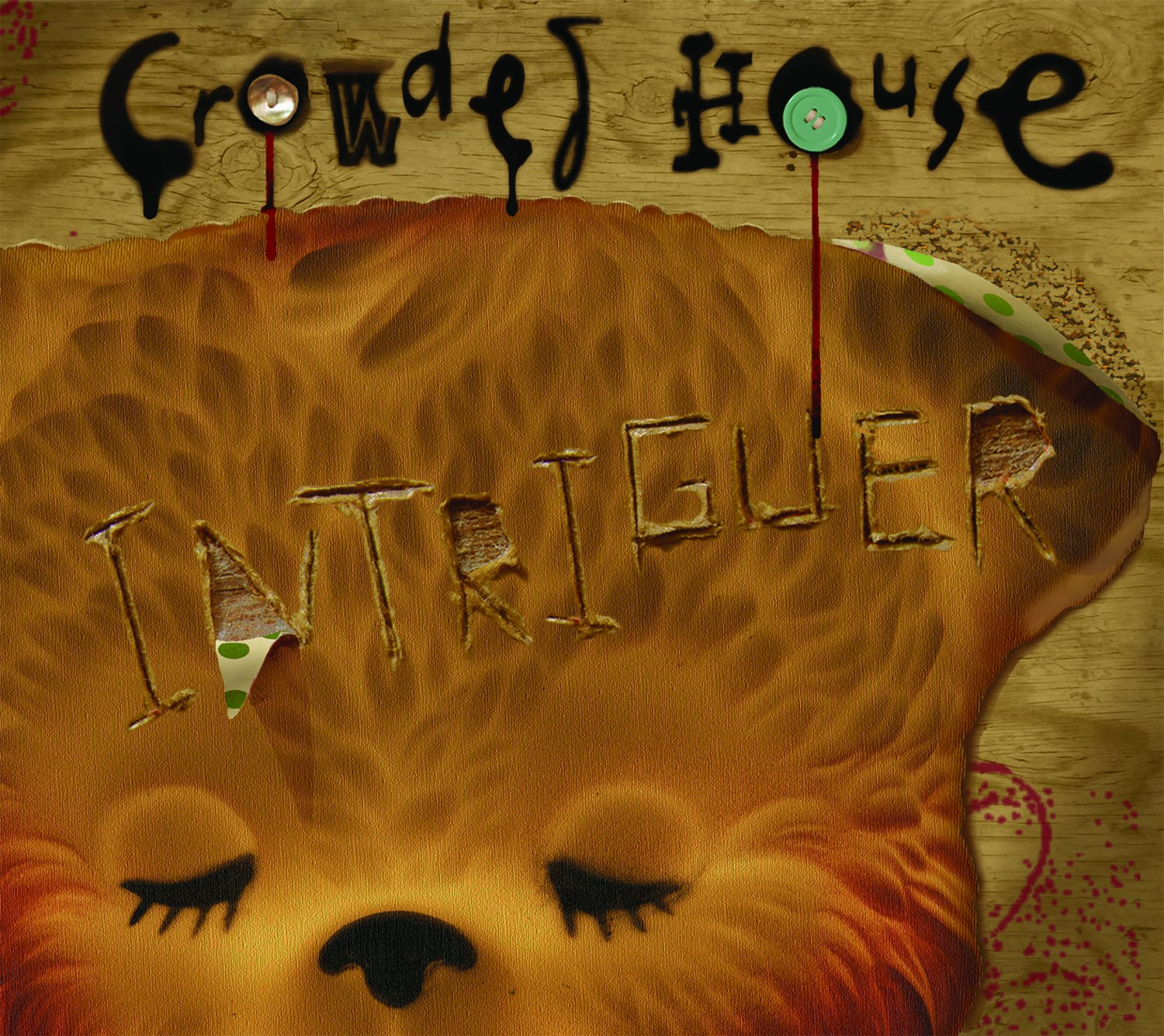 CROWDED HOUSE - Intriguer - Amazon.com Music
