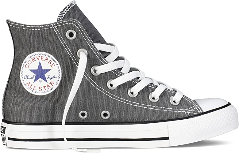 Converse All Star Hi Shoes - Charcoal