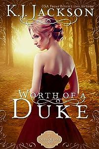 Worth of a Duke: A Lords of Fate Novel