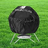 "Noa Store BBQ Grill Cover fits Weber Smokey Joe Silver Serving IndoorOutdoor round 14""-15"""