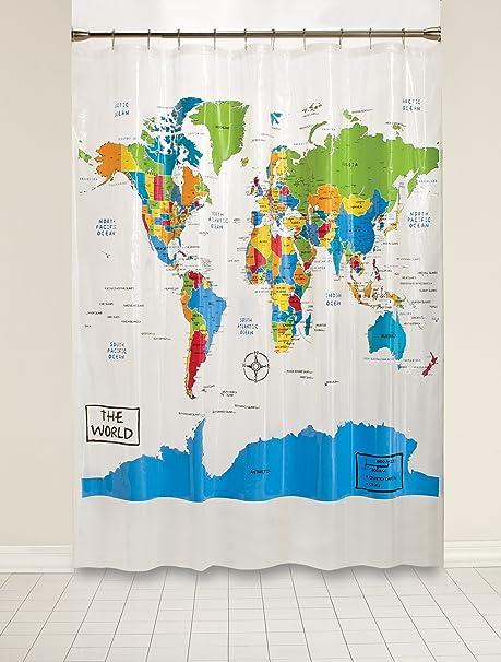 Amazon Com Skl Home By Saturday Knight Ltd The World Shower