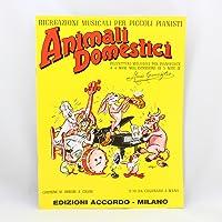 Animali Domestici - Piano, 4 Hands - Buch