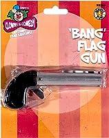 Fancy Dress Accessory Bang Flag Gun (accesorio de disfraz)