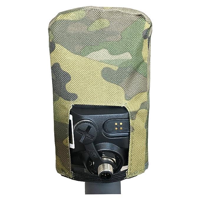 Estuche de cubierta de suciedad para caja de control Minelab Equinox 600 800 (Multicam): Amazon.es: Jardín