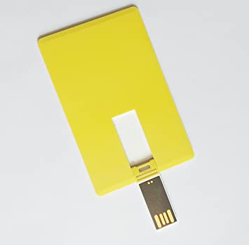 Amazon.com: Tarjeta de crédito USB Flash Drive en blanco DIY ...