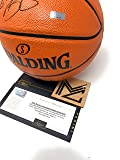 Kobe Bryant Los Angeles Lakers Signed Autograph NBA Replica Game Basketball Panini Authentic Certified