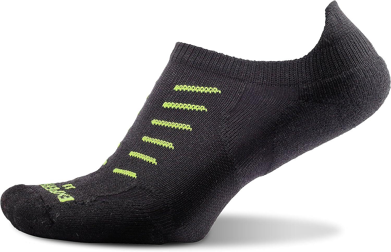 Thorlos Experia Unisex Xctu Thin Cushion Running No Show Socks 91yhbPge0AL