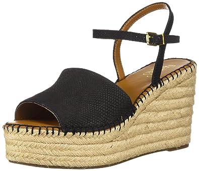 a7198165699 Amazon.com  Franco Sarto Women s Tula Espadrille Wedge Sandal  Shoes
