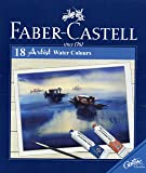 Faber-Castell Artist Water Colours - 9ML Tube - Pack of 18