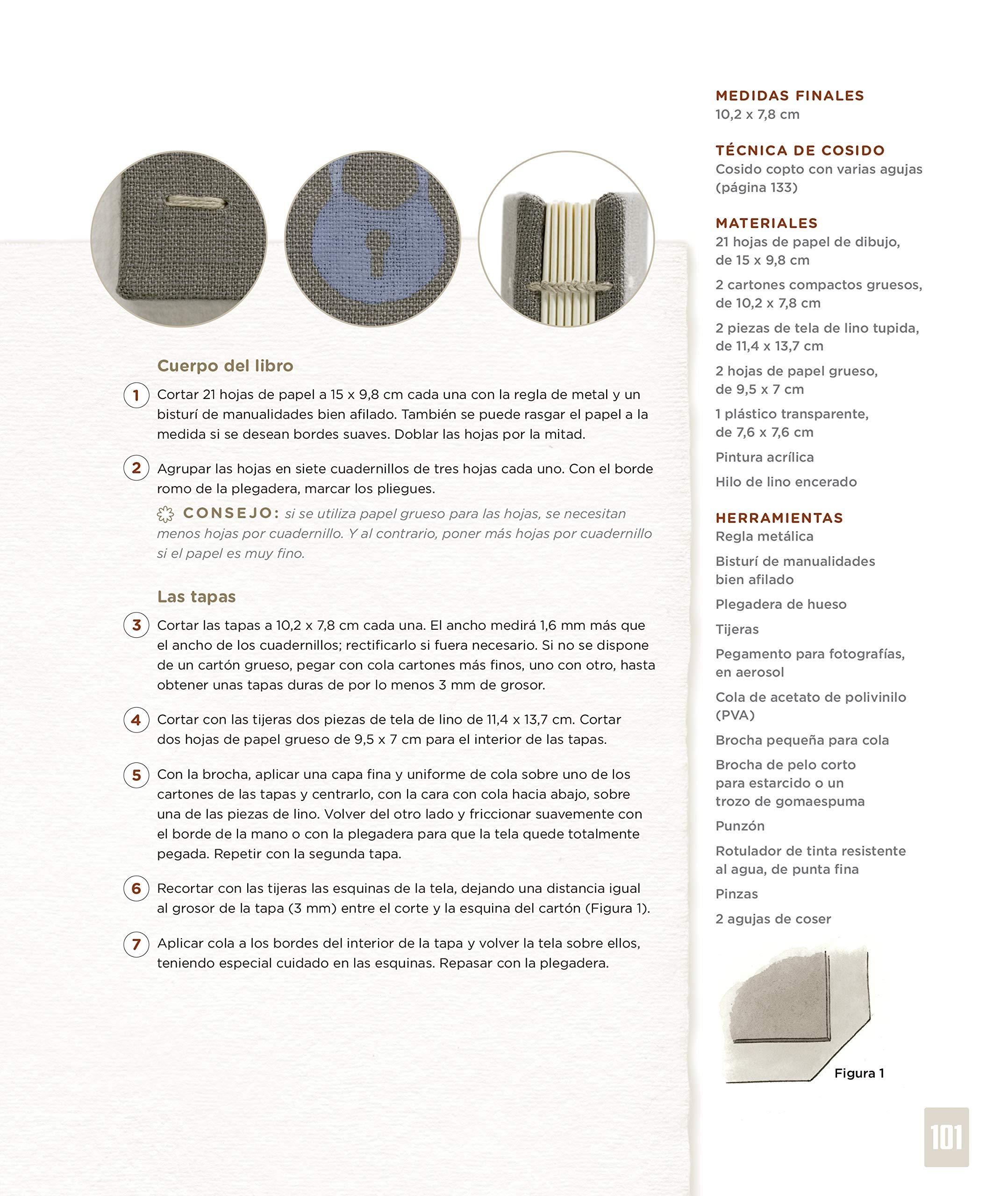 Encuadernación de mini libros: KATHLEEN MACAFFERTY: 9788498746150: Amazon.com: Books