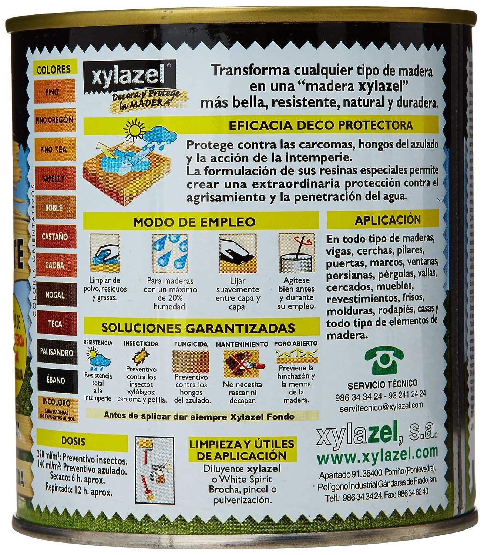 Xylazel M108964 - Decor mate wengue 375 ml: Amazon.es: Belleza