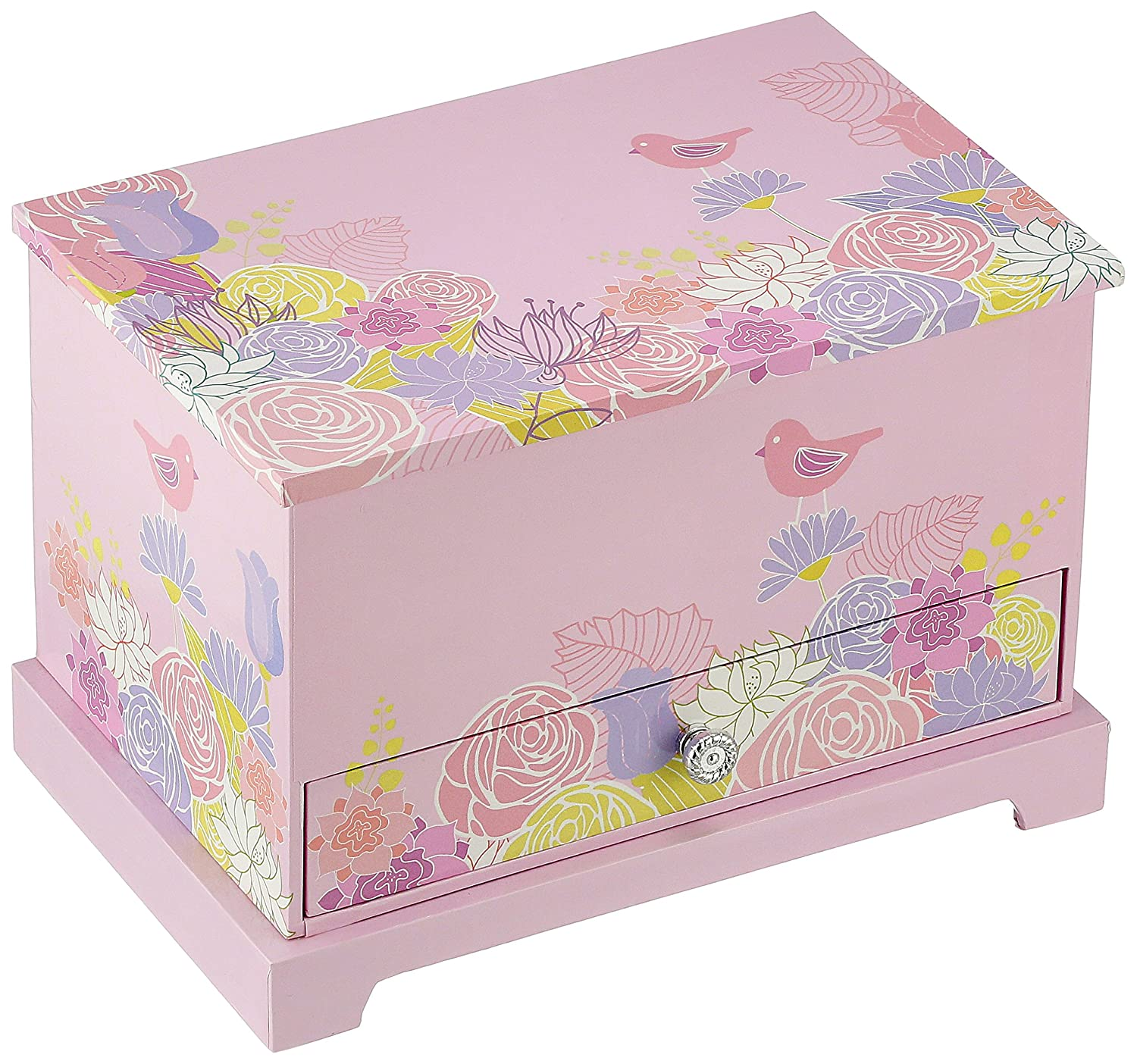 Mele & Co. Piper Girl's Musical Ballerina Jewelry Box 00715S15